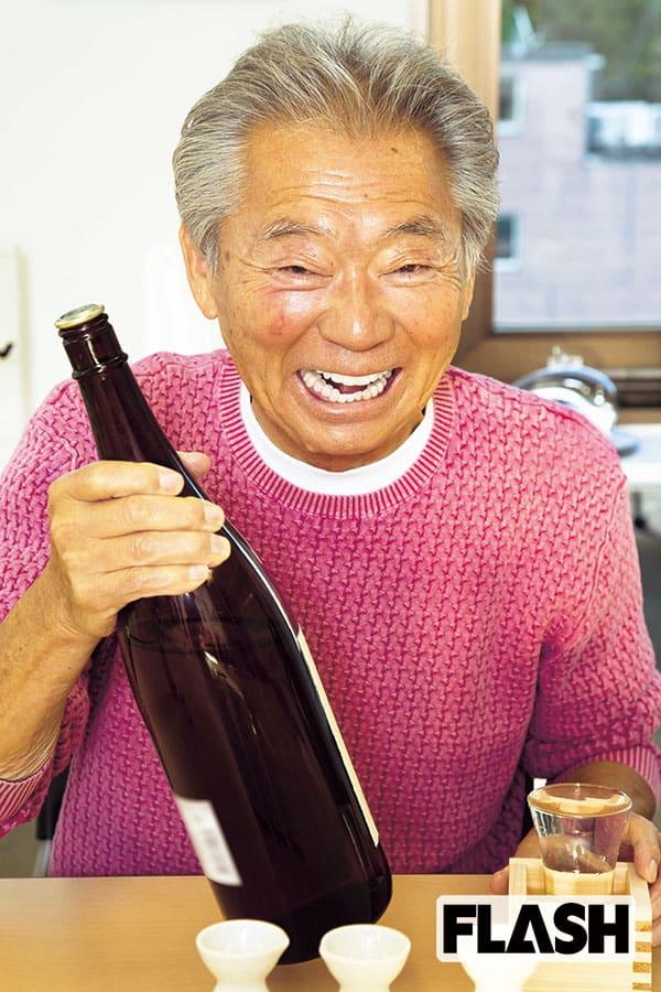 日本酒は常温派「みのもんた」安酒を特級に変える飲み方は