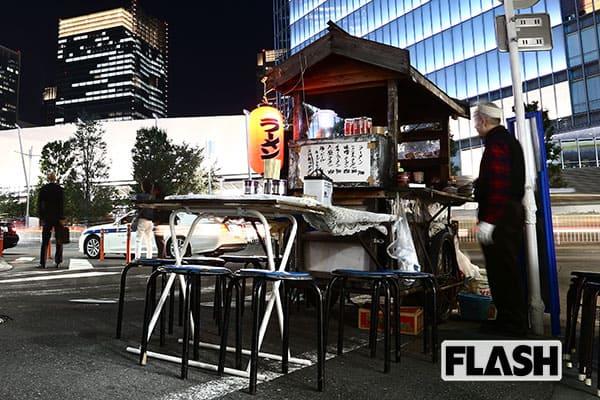 条例でほぼ禁止に!東京から「屋台ラーメン」が消える