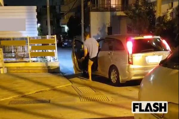 在日米軍兵士が「白タク」日本人タクシーが潰される!