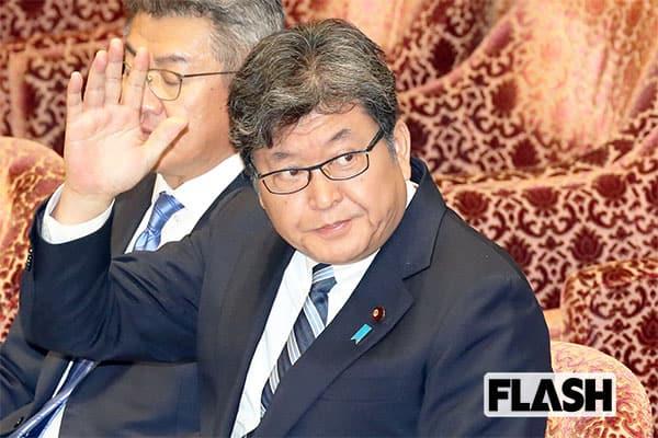 安倍首相の腰巾着「萩生田光一」のリーゼント番長時代【写真あり】