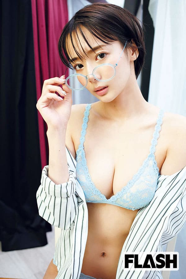 岡田紗佳「グラグラ女」アパレル店員編