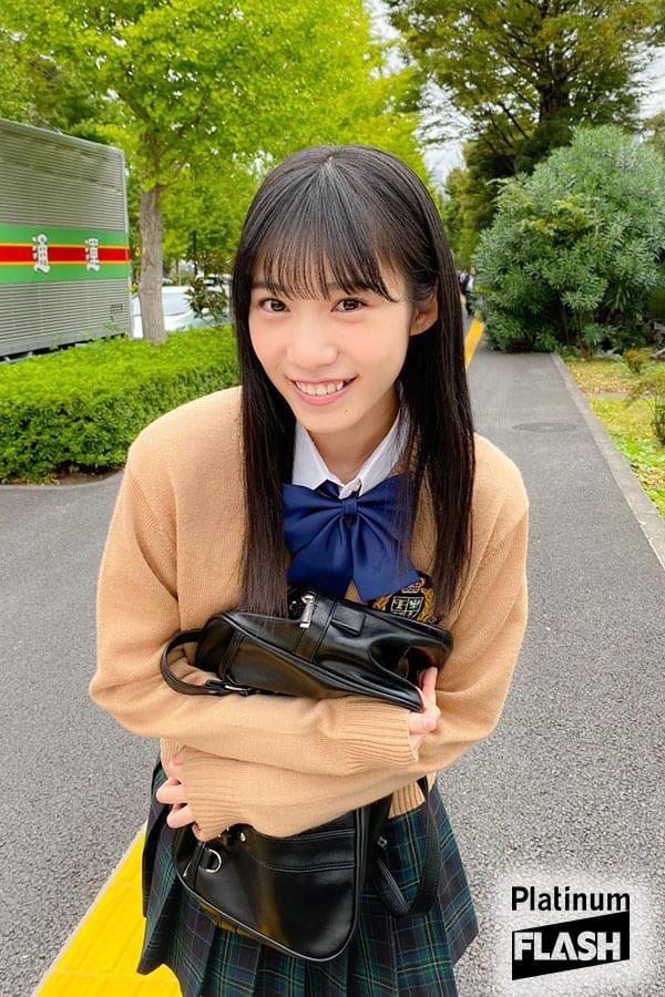 NMB48 横野すみれ【オフショット】Platinum FLASH Vol.11