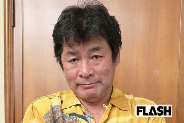 赤井英和、浮気がFAXでバレる「紙が向こうに行くと思ってた」