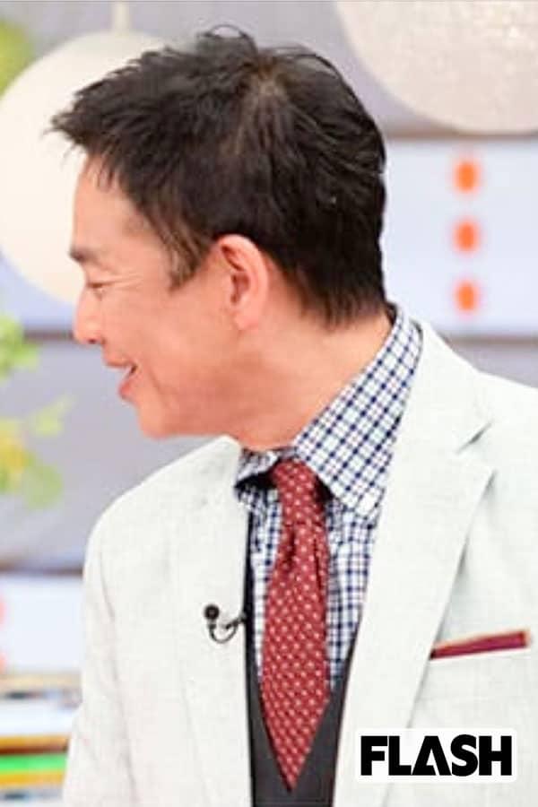 """恵俊彰、タモリに挑む『ひるおび』ドン底時代「""""赤紙""""だった」"""