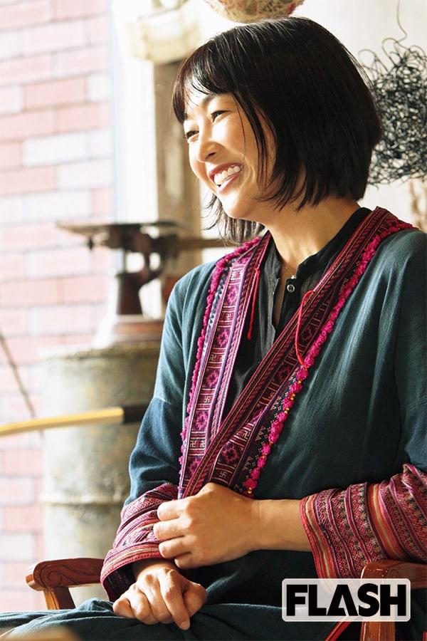 渡辺梓、朝ドラのヒロイン時代を振り返る「つい夜遊びを…」