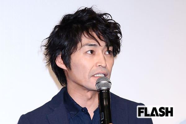 職質にあった安田顕「役者やってます」と警察にドラマをPR