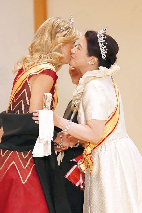 紀子 様 レティシア 王妃