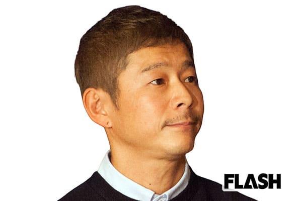前澤友作、剛力彩芽との破局を語る「一生一緒にいたかった」