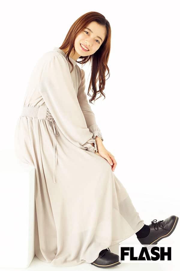 大阪生まれ花月育ち「ミス東大」は笑いも取れる19歳
