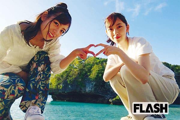 北野日奈子、堀未央奈との2人旅で「結束力が強まった」