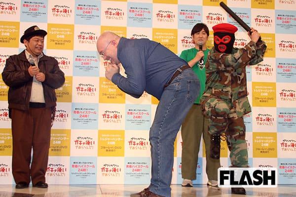 ココリコ遠藤『ガキ使』の尻叩きは過酷「邦正は痛み止め薬も…」