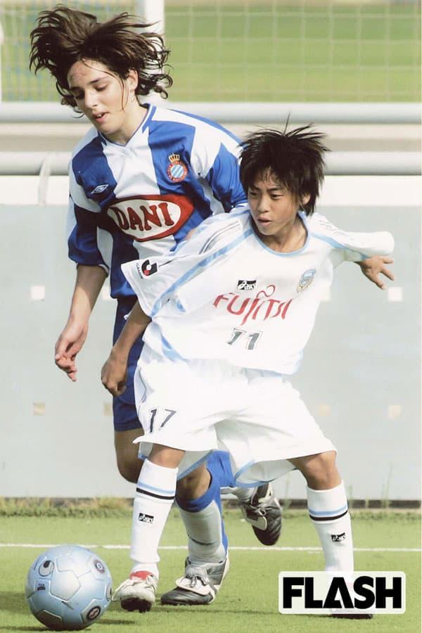 身長161cmでJリーグMVP「仲川輝人」試合前の仰天ルーティン
