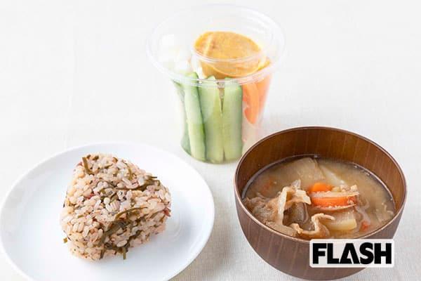 セブン-イレブン「コンビニ飯」なら600円で野菜が摂れる
