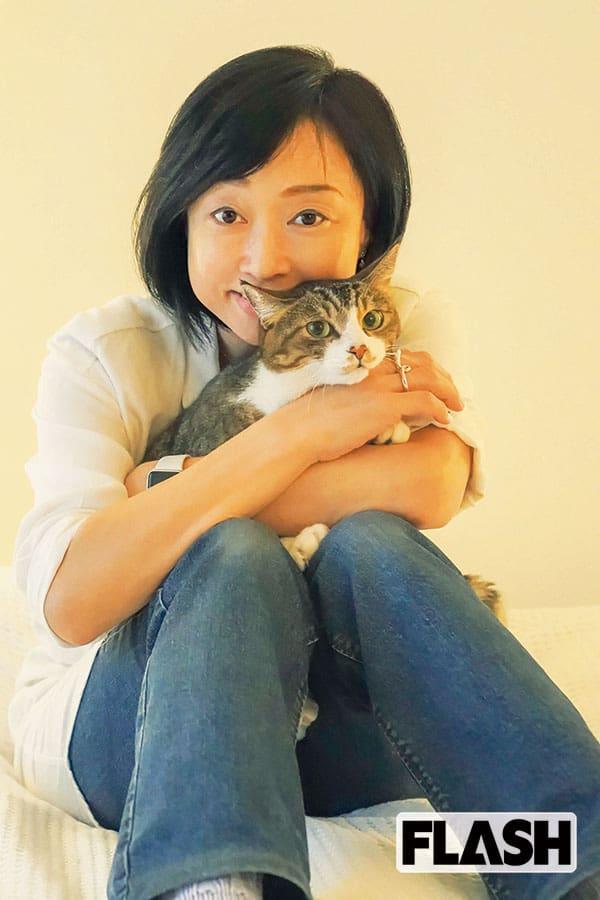 5匹の愛猫を看取った「川上麻衣子」ねこ専門家の学校を作る!