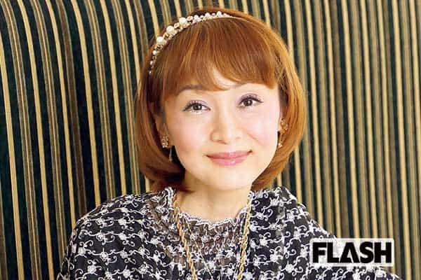 CMアイドルだった「伊藤智恵理」いまは美魔女デザイナー