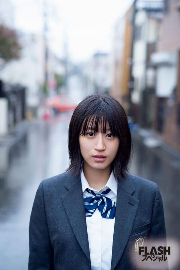 NMB48上西怜「優しい雨」