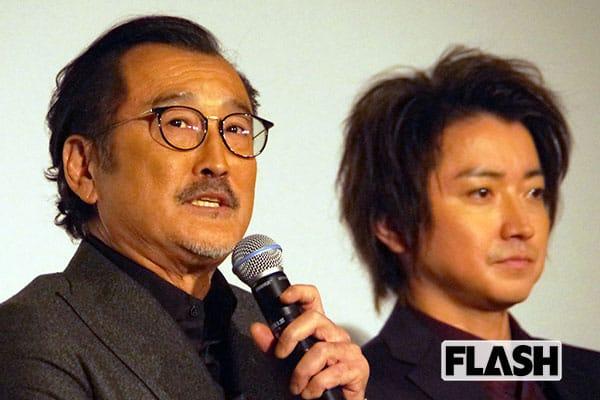 藤原竜也、吉田鋼太郎と大ゲンカの過去「殴られて2年話さず」