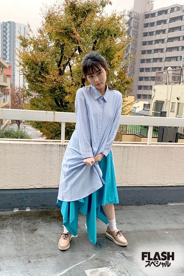 田中美久【オフショット】FLASHスペシャル グラビアBEST 2020年新年号
