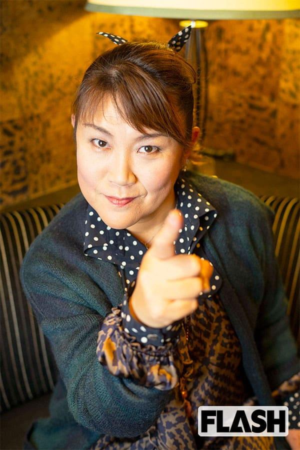 山田邦子が2019年お笑い界をぶった切る「徳井は本物のバカ」