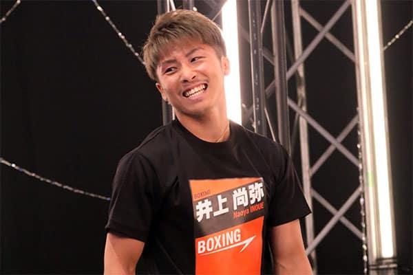 ボクシング井上尚弥「30代前半でフェザー級を狙う」宣言