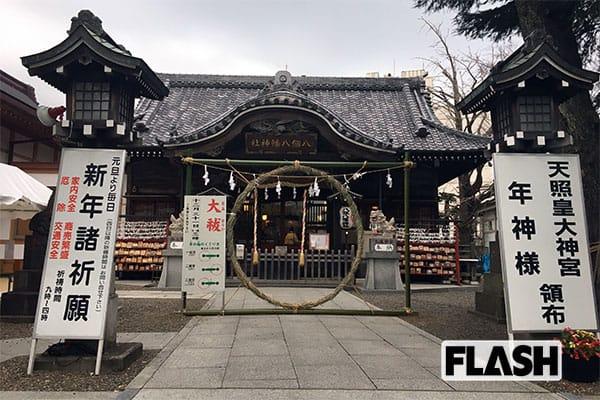 進むキャッシュレス…千葉の神社ではついにお賽銭もQRコード