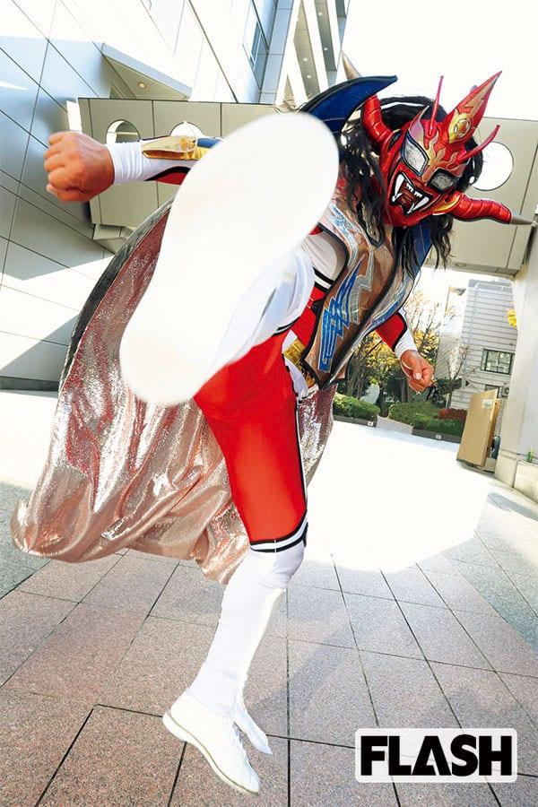 獣神サンダー・ライガー引退「僕はもう頂点を狙えない」