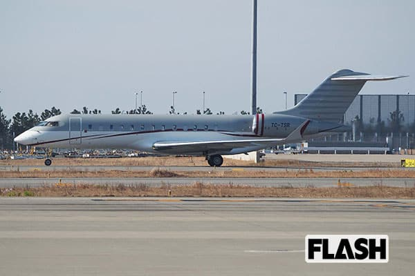 ゴーンが脱走に使った「チャーター機」お値段は50億円!