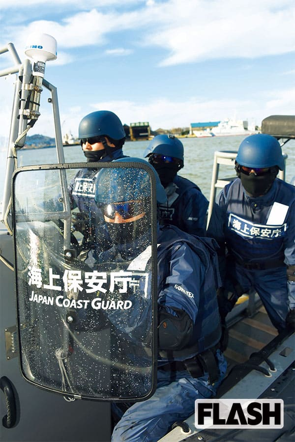 北朝鮮の不法侵犯と対峙「海上保安庁」超過酷部隊に密着