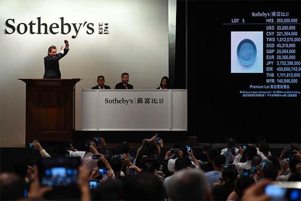 日本からも大量出品…過熱化するアジア美術品オークション