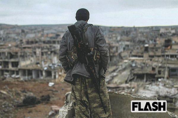 ISに徹底抗戦「クルド人スナイパー」が戦場で見た銃声ルポ