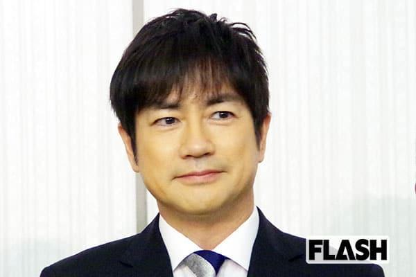 アカデミー賞初司会の羽鳥慎一、岡村隆史の文字を見て安心する