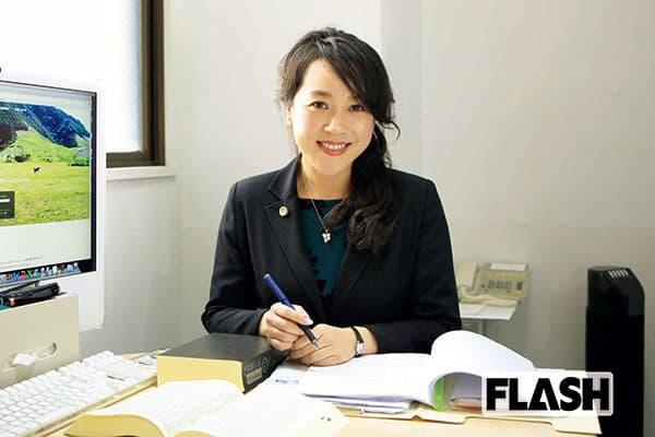元アイドル「平松まゆき」いまはソウルフルな弁護士歌手