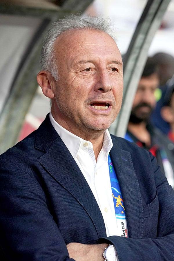 ザッケローニが電撃復帰で「森保一監督」3月解任危機