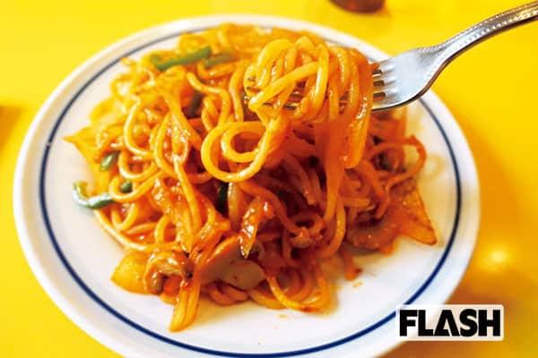 50年食べ歩いた男の「1日1食ナポリタン」中目黒の関谷スパゲティ