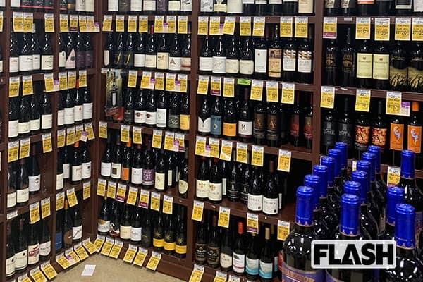 カリフォルニアワイン49万本ぶん流出で今年は高値の可能性も
