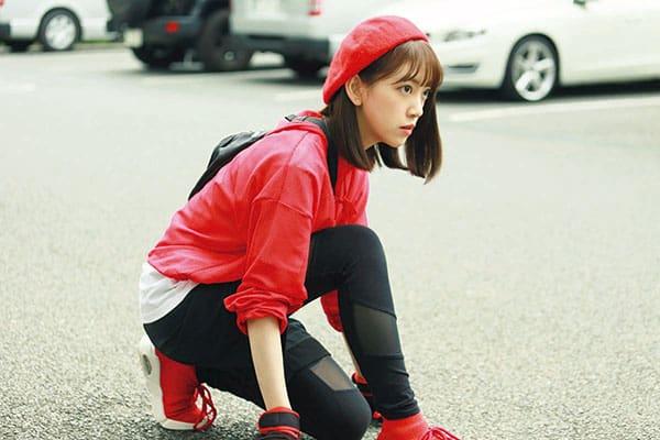 乃木坂46 堀未央奈「ドラマの裏側」体を鍛えてアクションに挑戦