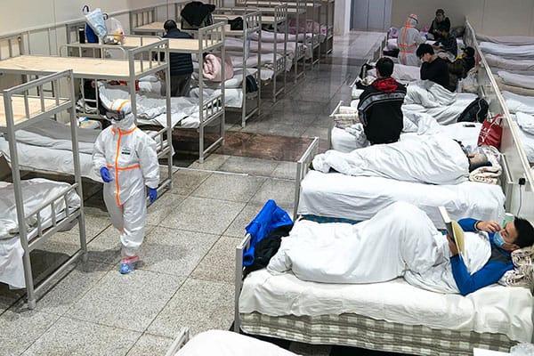 日本の対応は甘すぎ…新型肺炎、ロシアは帰国者をシベリアへ