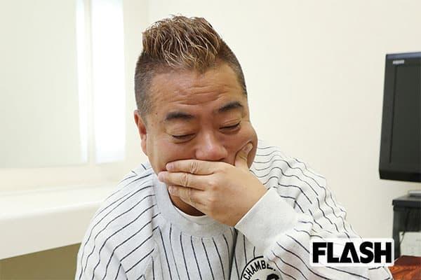 出川哲朗のいびきは「捕まったイノシシ」と、よゐこ濱口明かす