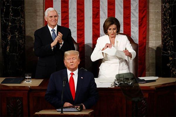 トランプ大統領、敵対する民主党の失策でも選挙に負ける理由