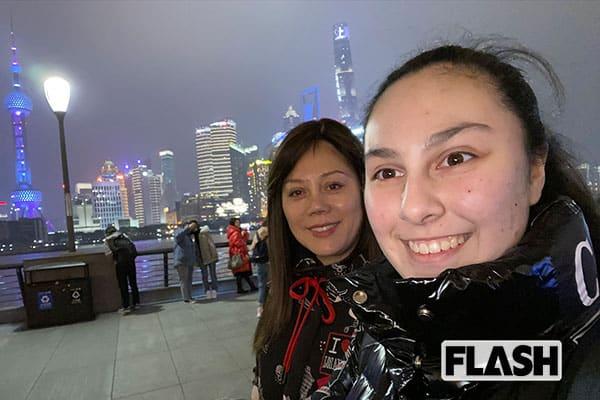 新型肺炎、武漢からアメリカに帰国した女性が明かす「隔離生活」