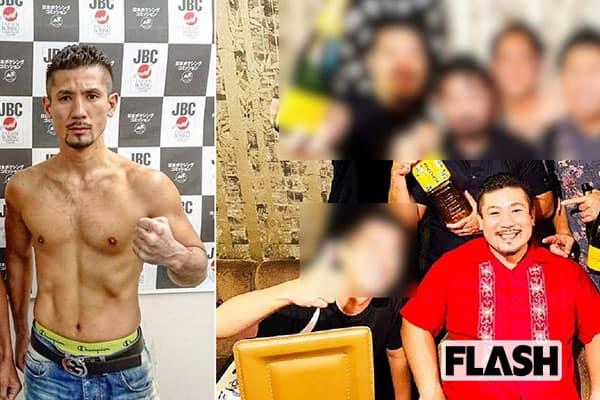 元プロボクサー・小谷将寿、引退後はバー経営で年収は数倍に