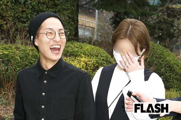 「DA PUMP」DAICHI、新妻は有名洋菓子メーカーのCEO
