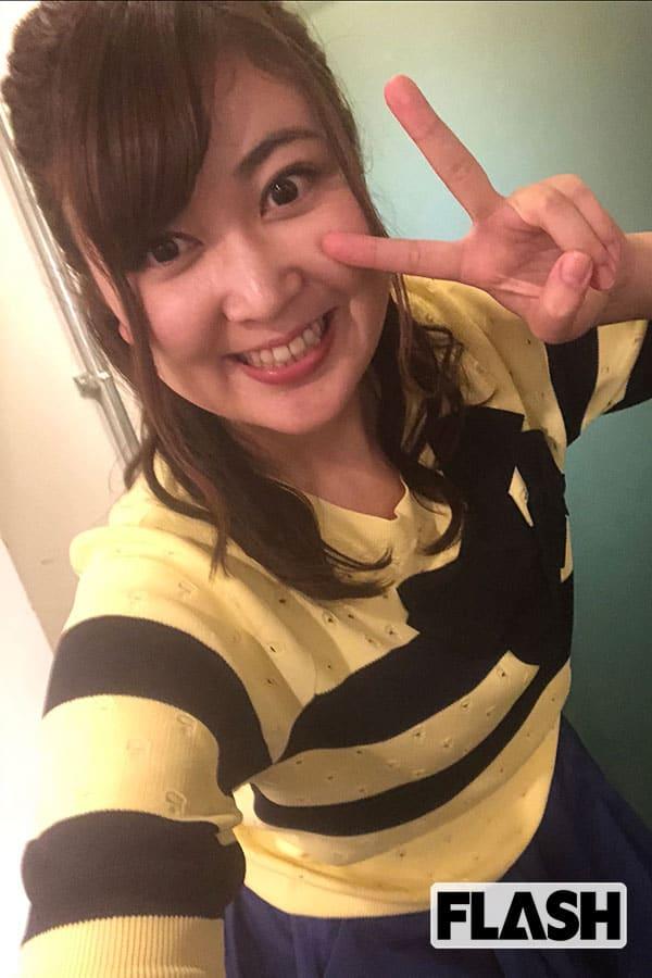 フリーアナ花崎阿弓、鈴木奈々の「笑顔を呼ぶボケ」に感謝する