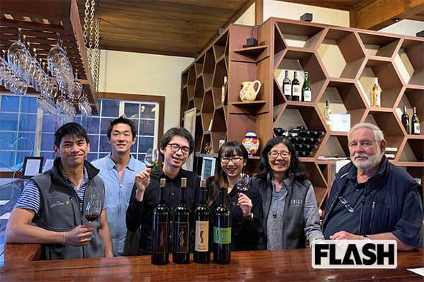 伝統のカリフォルニア・ワイン、日本人オーナーたちの挑戦
