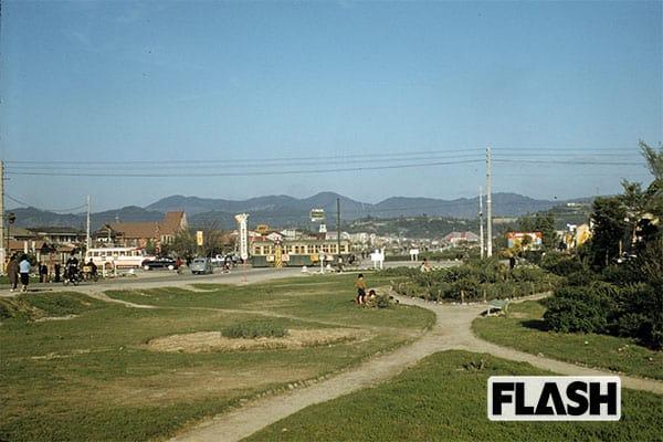 秘蔵カラー写真で見る「60年前の日本」広島と長崎の爆心地