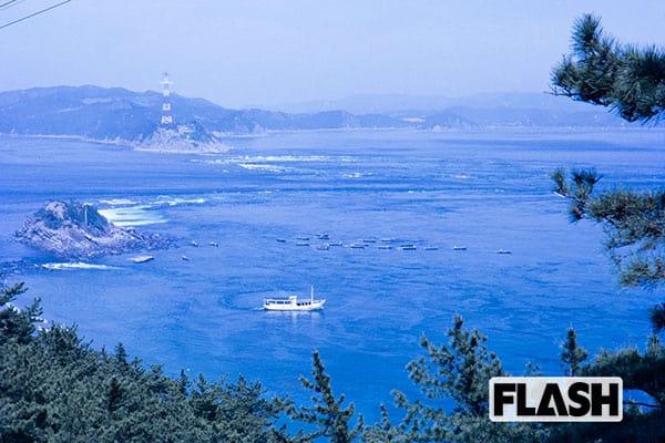 秘蔵カラー写真で見る「60年前の日本」四国