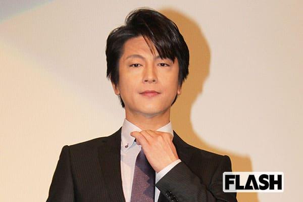 及川光博、『相棒』出演前に「刑事モノで当たる」と予言された