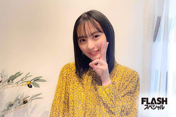乃木坂46 4期生 遠藤さくら【オフショット】FLASHスペシャル グラビアBEST 2020年早春号