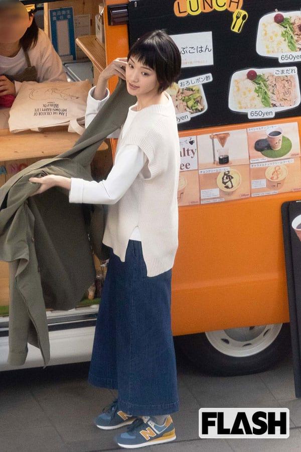 剛力彩芽、映画撮影中…前澤社長と別れて「演技がうまくなった」