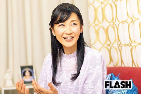 河田純子、アイドルから格闘家の妻に「試合ごとに私の寿命も縮む」